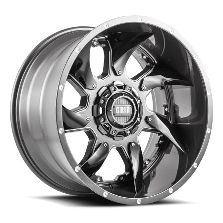 Grid Off Road GD1 Wheels