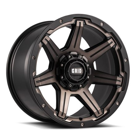 Grid Off Road GD6 Wheels