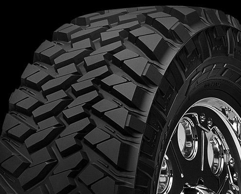 Nitto Jeep Tires