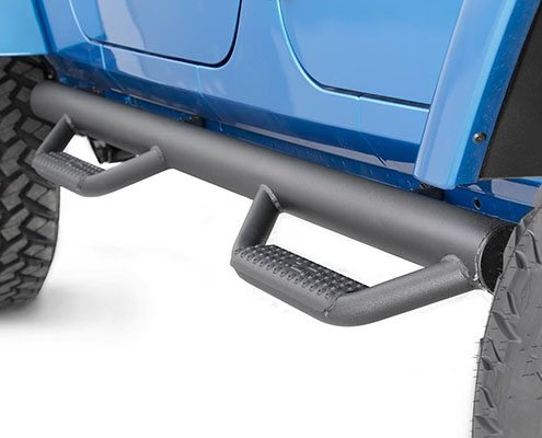 Rough Country Jeep Nerf Nerf Step Bars