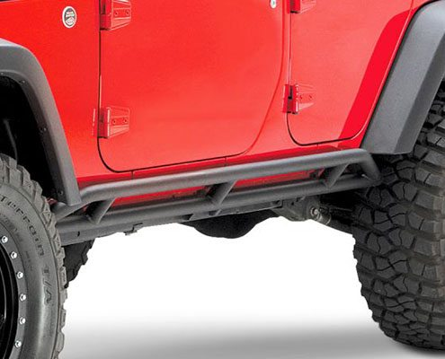 Smittybilt Jeep Rock Sliders