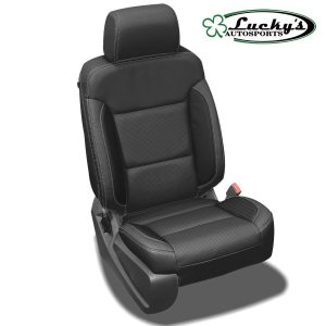 Custom Leather Seats Chevy Silverado