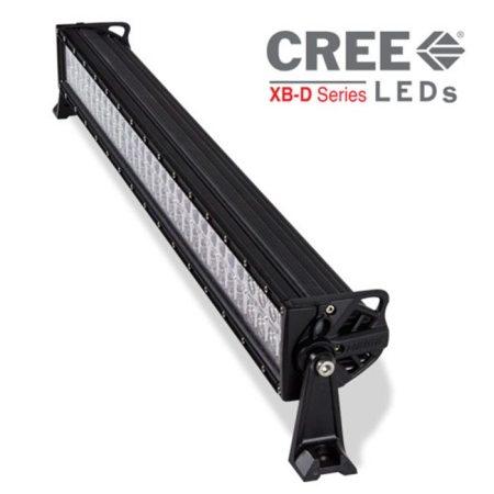 Heise 30-Inch Double Row Light Bar
