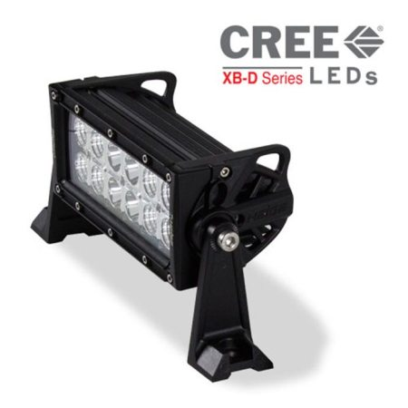 Heise 8-Inch Double Row Light Bar