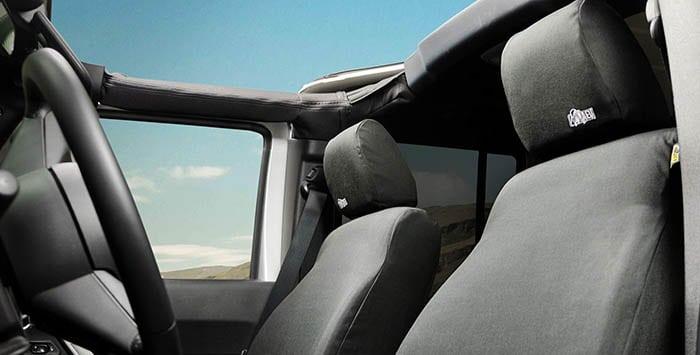 Cordura Seat Covers
