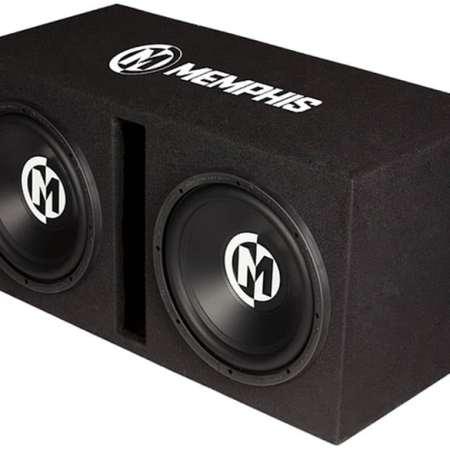 Memphis Audio SRX212 Bass Package