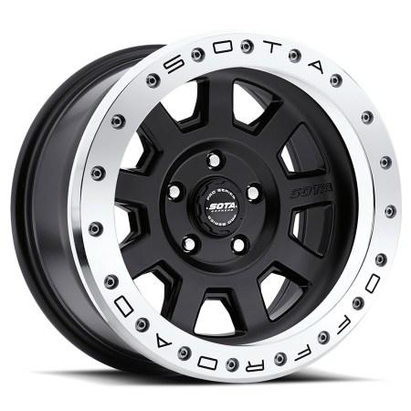 Sota SSD Wheels Black Aluminum Ring