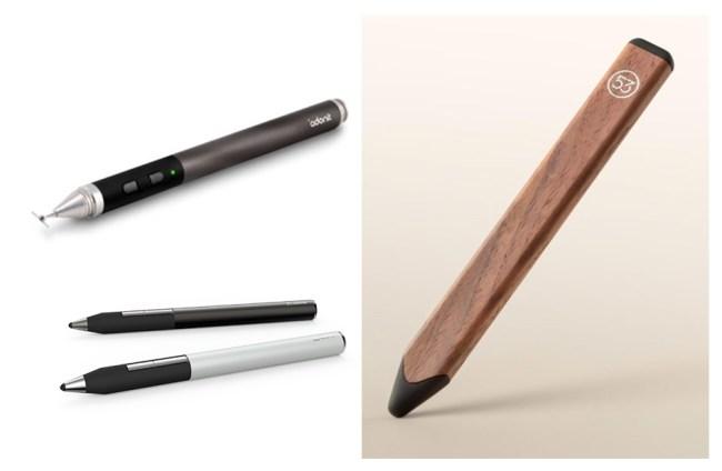 Beberapa contoh Stylus