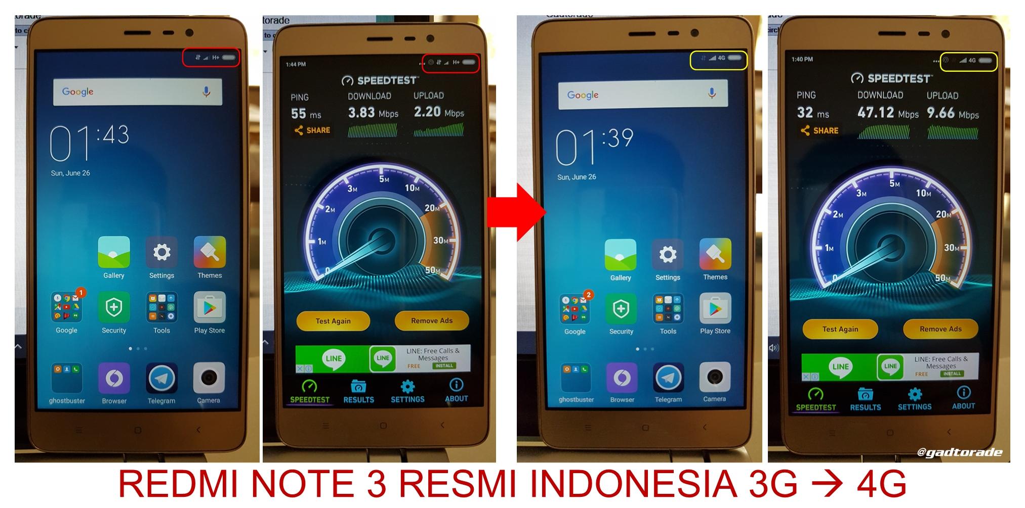 So sekarang sudah pada pegang Xioami Redmi Note 3 resmi Indonesia nih sayangnya karena peraturan TKDN sudah mulai jalan Redmi Note 3 atau yang sering