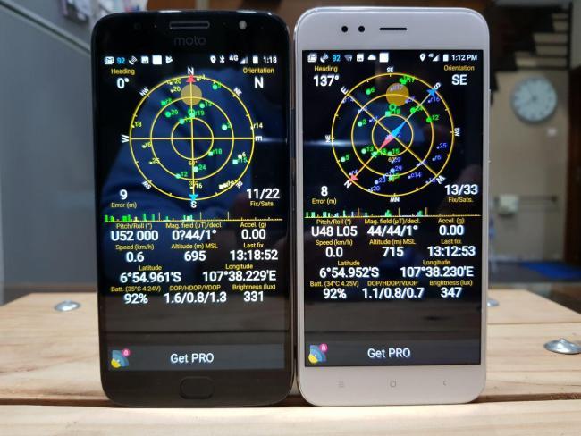 Moto G5S Plus vs Xiaomi Mi A1, in-depth Test Comparison