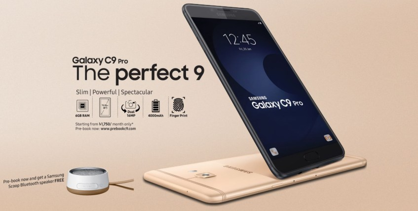 Fitur Unggulan Dan Harga Samsung Galaxy C9 Pro Lucky Sebastian