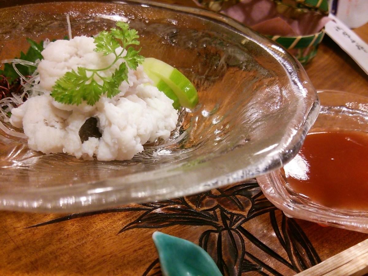 京都で鱧料理が安いお値段で食べれるお店を発見