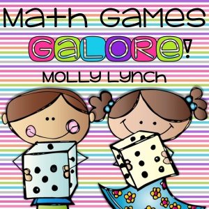 Math Games Galore Lucky to Be in First