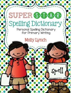 Super Star Spelling Dictionary