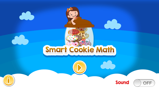 Smart Cookie Math - App for Addition & Subtraction | Lucky to Be in First
