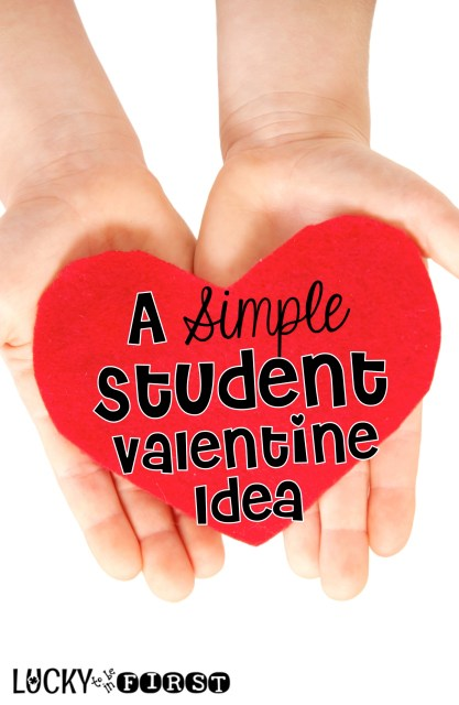 Smencils make a super easy student valentine! Grab a tag FREEBIE to make your valentines super simple!