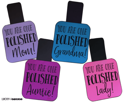 Mother's Day Nail Polish Craftivity