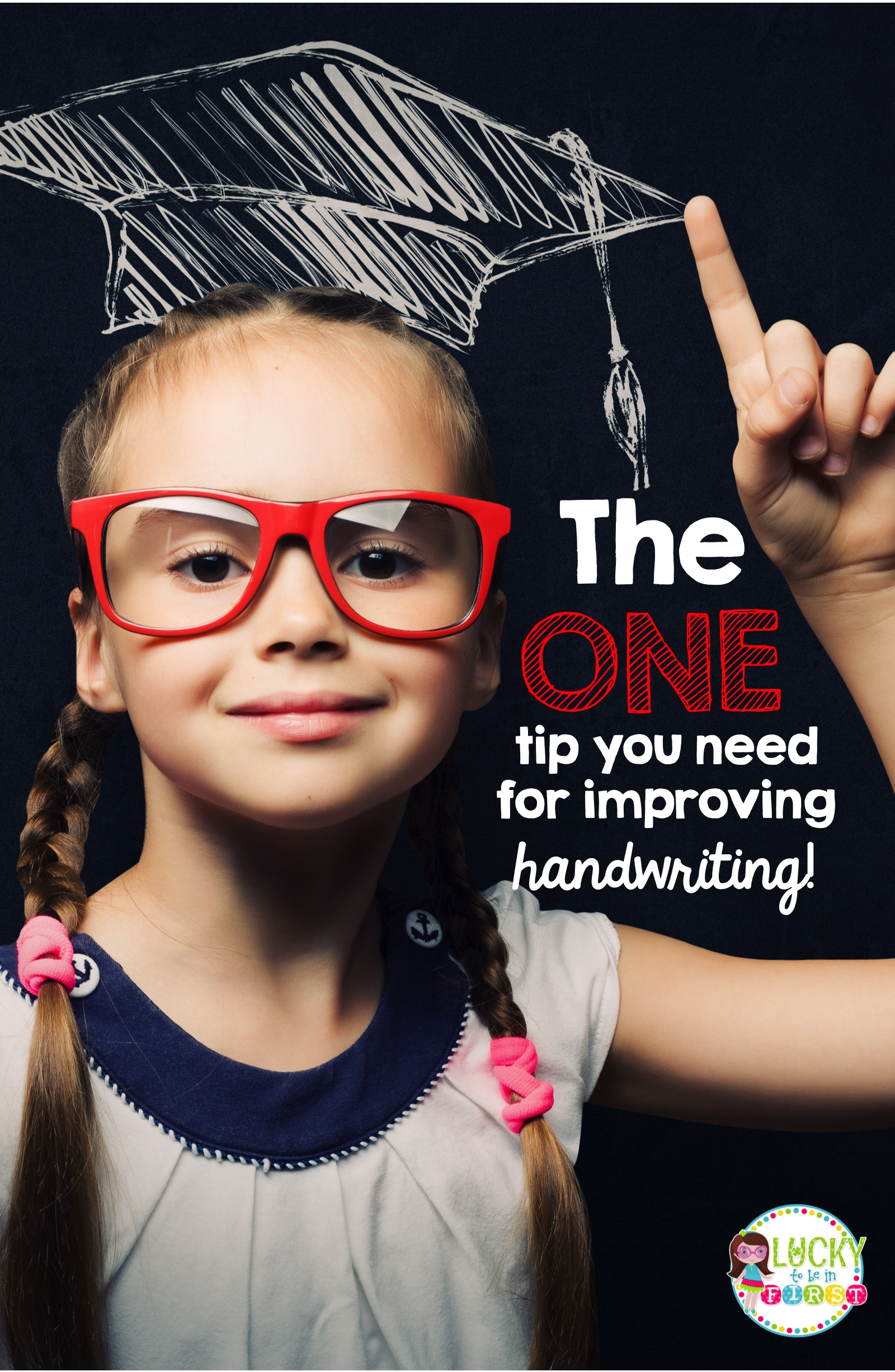 Get your kiddos to use their very best handwriting with this one simple tip!
