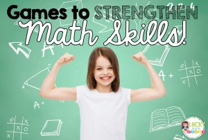 Games to Strengthen Math Skills