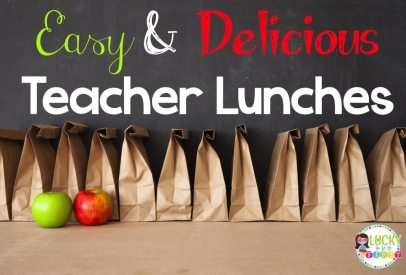Teacher Lunch