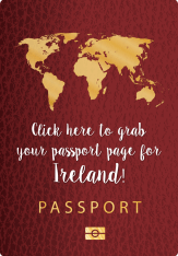 Ireland Passport Lucky to Be in First
