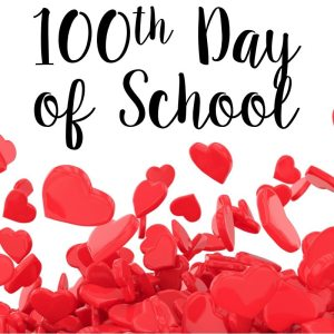100th Day of School Lucky to Be in First