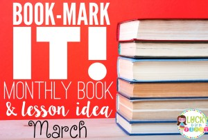 Book Mark It Monthly Lesson Plan