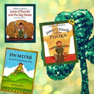 St. Patricks' Day Book Suggestions Lucky to Be in First 2