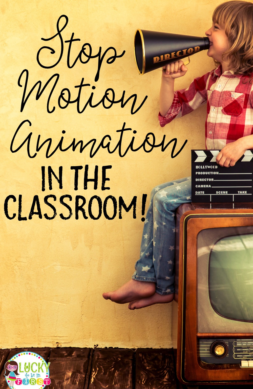 See how easy it is to use Stop-Motion Animation in your classroom!