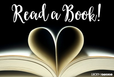 Read a Book | 7 Ways to Stay Sane | Lucky to Be in First