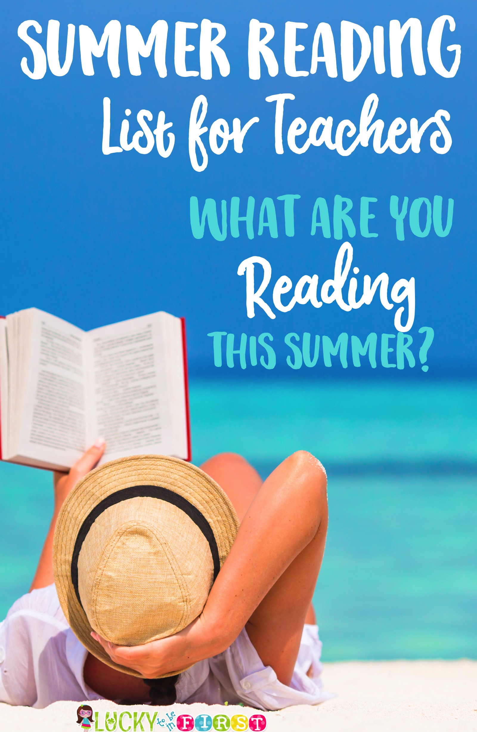 What are you reading this summer? Get lost in a book with this list of suggestions!
