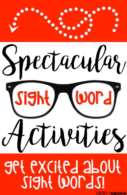 spectacular-sight-word-activities-lucky-to-be-in-first