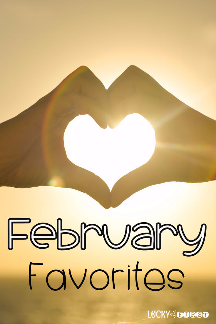 February Favorites! Check out what makes dinner prep easier, books I love and my new favorite Facebook page to follow!