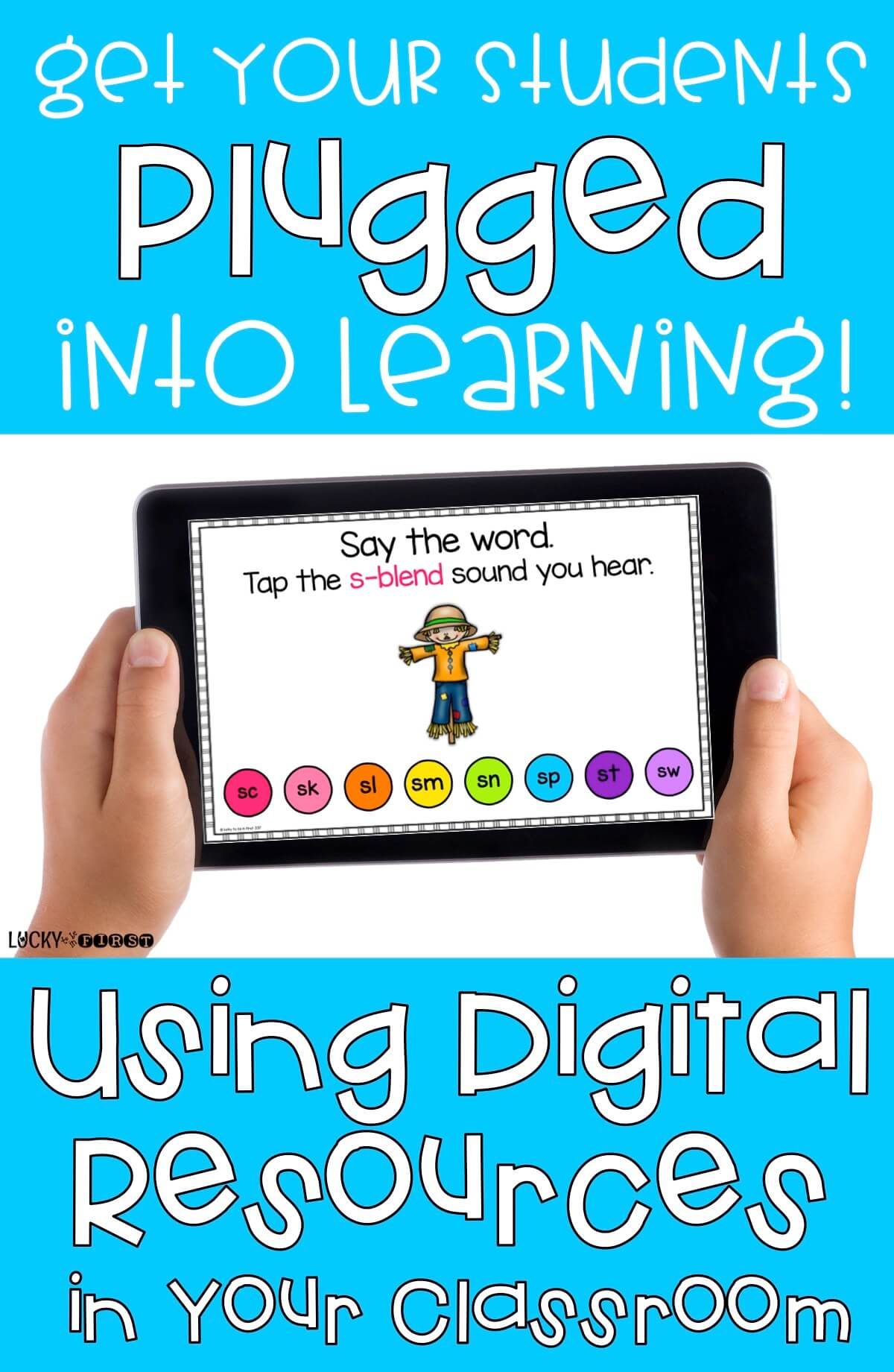 Get Your Students Plugged into Learning! Learn how to use digital activities in the classroom to review important skills!