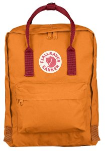 Fjällräven Kånken Orange Backpack