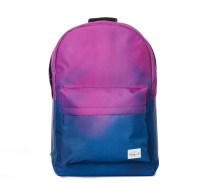 Spiral Pink and Navy Backpack