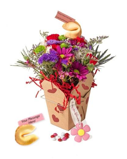 XO Lucky You Flower arrangement