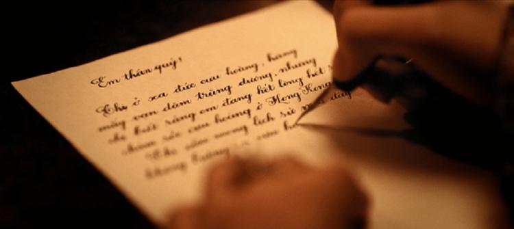Bức thư của Nam Phương Hoàng Hậu