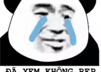 Đã xem không rep đồ tàn nhẫn - Baozou Manhua meme - Meme Gấu trúc Trung Quốc