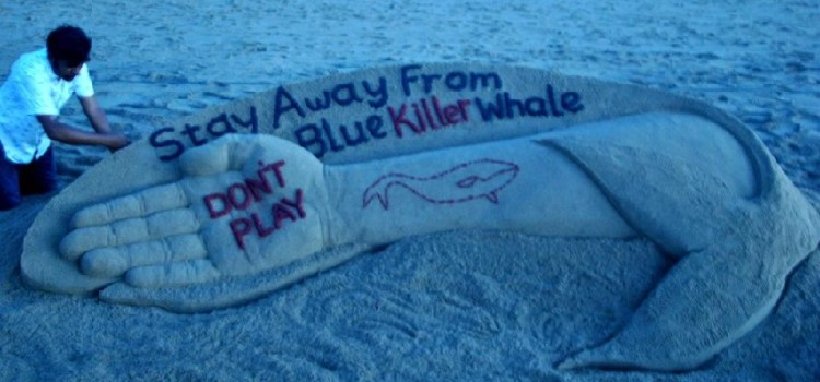 Thử thách cá voi xanh