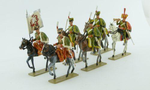 Hussards Badois II