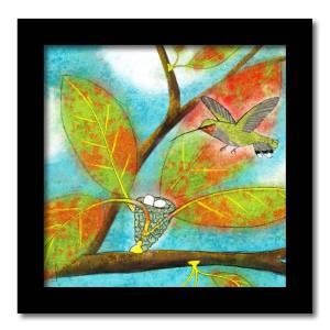 [ VENDU moyen format 1/10 ] Un arbre – Strophe 7 / Luc Pallegoix, 2014. Tirage d'art, encre pigmentaire sur papier Moab blanc 300 gr. Disponible en moyen format | 23 x 23 cm 10 ex. |