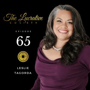 Leslie Tagorda podcast