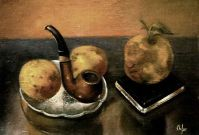 apples and pipe