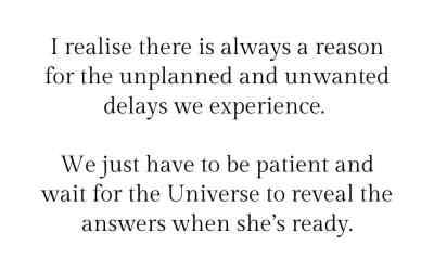 Feeling stuck? I can definitely relate!