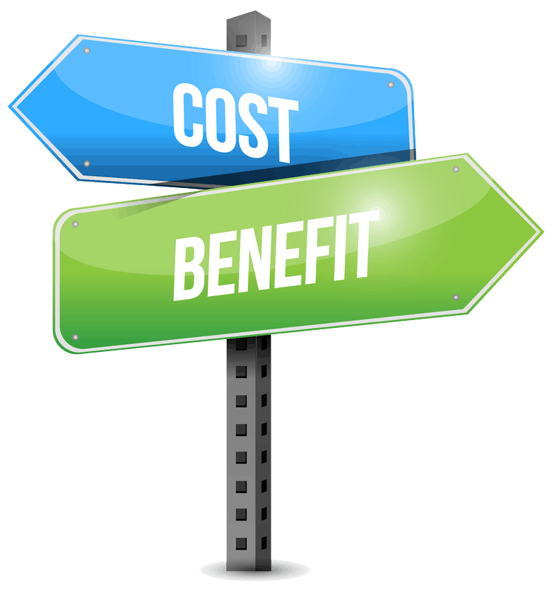 Image result for benefit and cost
