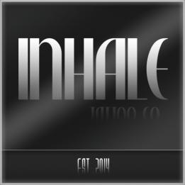 .Inhale. Logo
