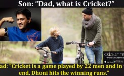 The New Definition Of Cricket
