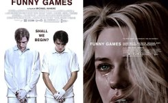 Movie Poster Of The Week An Interview With Funny Games Poster Designer Akiko Stehrenberger On Notebook Mubi