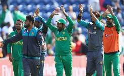 Pakistan Won In Recent Match By England